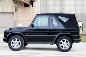 1999 Mercedes-Benz G-Wagen