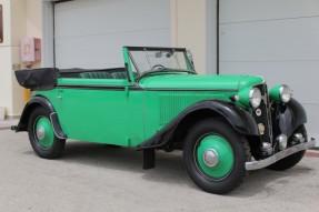 1935 Adler Trumpf