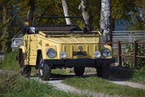 1974 Volkswagen Type 181