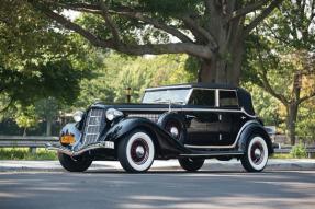 1936 Auburn Eight