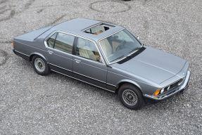 1981 BMW 745i