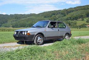 1986 Fiat Abarth Ritmo