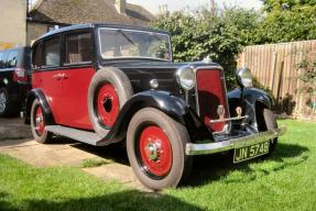 1935 Armstrong Siddeley 12hp