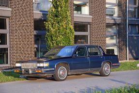 1988 Cadillac DeVille