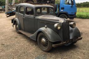 1937 Vauxhall DX