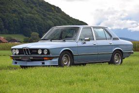 1977 BMW 528