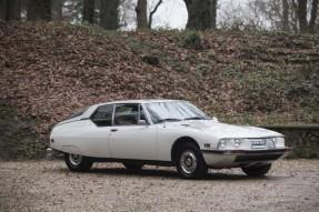 1973 Citroën SM