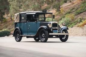 1936 Austin Heavy 12
