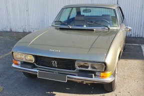 1975 Peugeot 504 Coupe