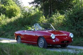 1958 Abarth Fiat Allemano