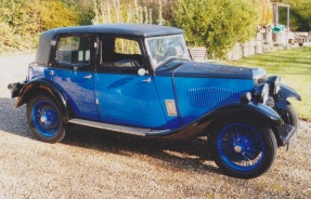 1933 Riley Nine