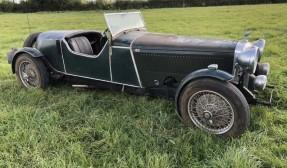 1935 Alvis Speed 20/25