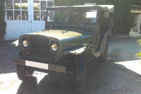 c. 1952 Delahaye VLR