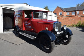 1931 Morris Light Van