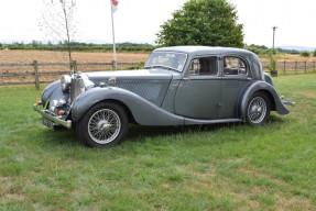 1939 MG SA