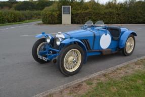1937 Riley Le Mans