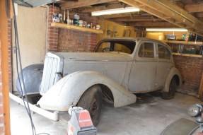1938 Talbot 3-Litre
