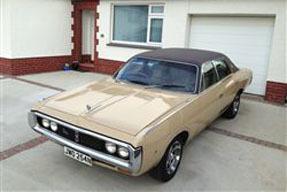 1974 Dodge SE