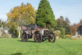 1902 Panhard et Levassor Type A