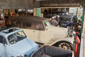 1928 Buick Tourer