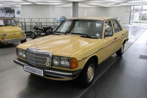 1984 Mercedes-Benz 230 E