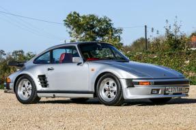 1985 Porsche 911 Turbo Slant Nose