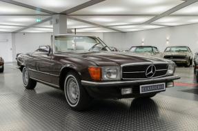 1981 Mercedes-Benz 500 SL