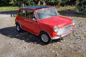 1969 Austin Mini Cooper