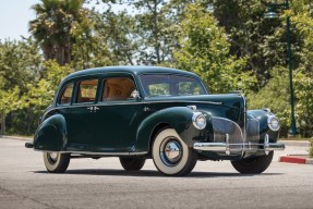 1941 Lincoln Custom