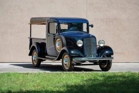 1935 Chevrolet Series EB