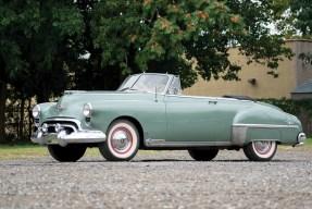1949 Oldsmobile Futuramic