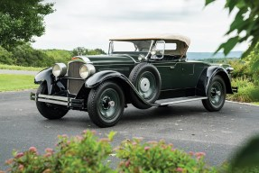 1928 Packard Six