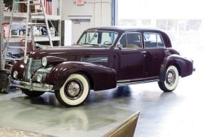 1939 Cadillac Series 60