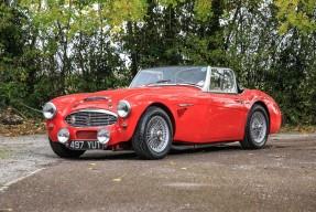 1956 Austin-Healey 100/6
