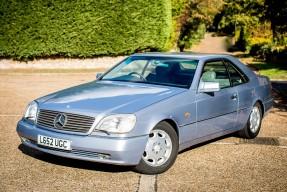 1994 Mercedes-Benz S 600