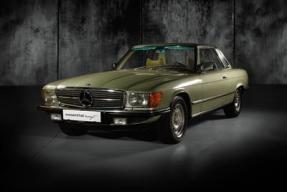 1977 Mercedes-Benz 450 SLC