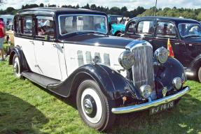 1935 Humber 16/60hp