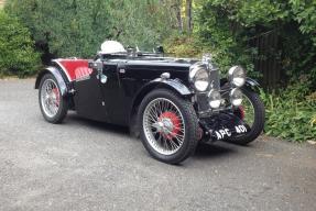 1933 MG Midget