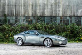 2004 Aston Martin DB7 Zagato