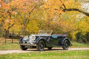 1936 Talbot BG110