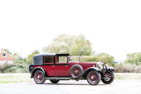 1930 Rolls-Royce 40/50hp