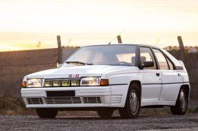 1987 Citroën BX 4TC