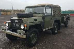 1980 Land Rover Lightweight