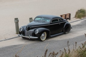 1940 Mercury Custom