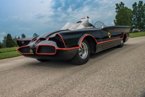 1966 Batmobile Recreation
