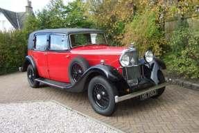 1933 Sunbeam Twenty Five