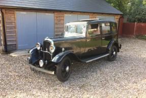 1930 Rover 10