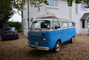 1973 Volkswagen Type 2 (T2)