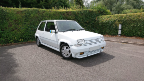 1990 Renault 5 GT Turbo