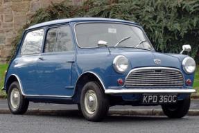 1965 Austin Mini